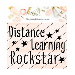 Distance learning school...