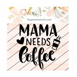 Mama needs coffee words...