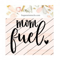 Mom fuel coffee words...