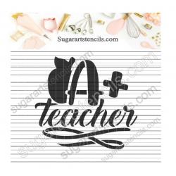 Teacher appreciation A+...