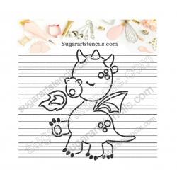 Cute little dragon PYO...
