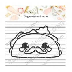 Food PYO Cookie stencil...