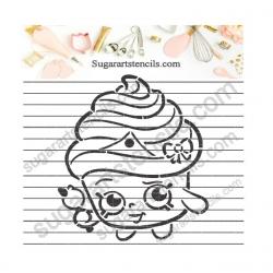 PYO Shopkins Cupcake Queen...