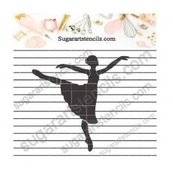 Ballerina ballet dancer...