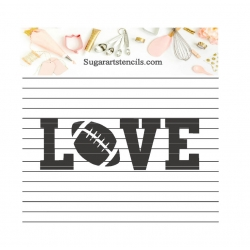Love american football...