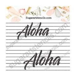 Aloha Hawaiian Polynesian...