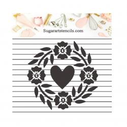 """Heart wreath Valentine""""s..."""