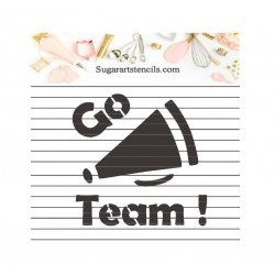 Go team sport football...