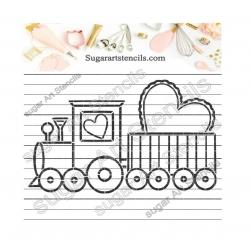 Train Valentine's day PYO...