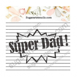 Super Dad Father's Day...