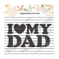Love Dad Father's Day...
