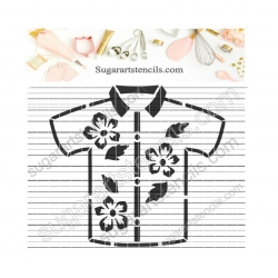 Summer luau tropical shirt...
