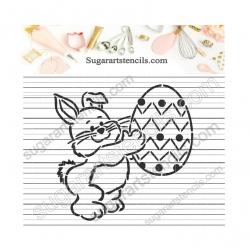Easter egg  bunny PYO...