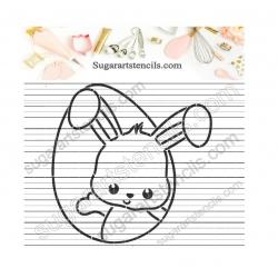Little bunny Easter PYO...