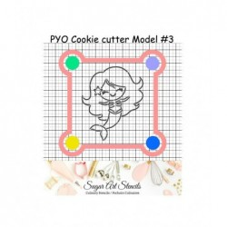 PYO cookie cutter for paint...