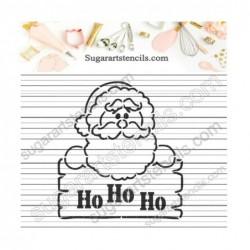 Christmas PYO cookie...