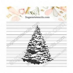 Christmas Winter tree...