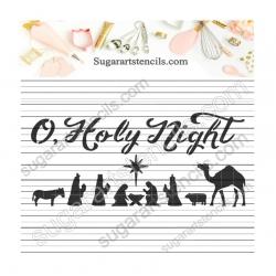 Holy Night Nativity...