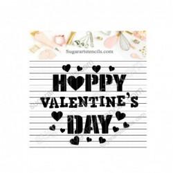 Valentine's day words...