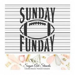 Football Sunday Funday...