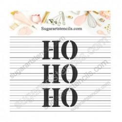 Christmas Ho ho ho cookie...