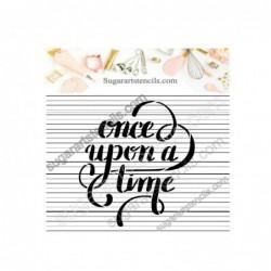 Wedding words cookie...