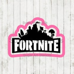 Fortnite cookie cutter and...