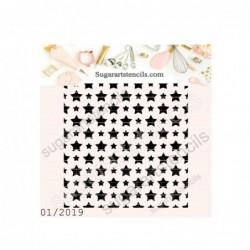 Stars pattern background...