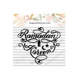 Ramadan Kareem cookie...