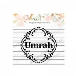 Umrah Mubarak cookie...