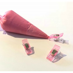 Piping Bag Tip Clips Pack...