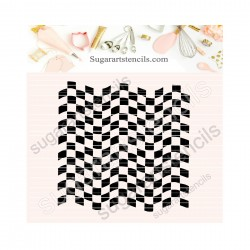 Checkered Racing flag...