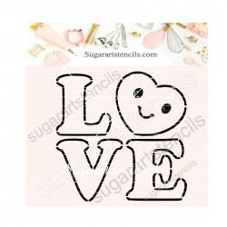 Love PYO cookie Stencil...
