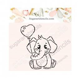 Birthday little elephant...