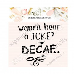 Funny Coffee words quote...