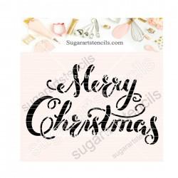 Merry Christmas hand...