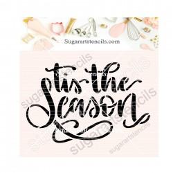 Christmas tis the season...