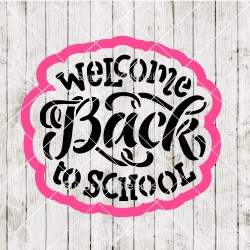 Welcome Back to school...