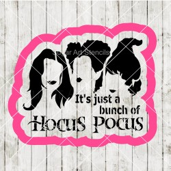 copy of Hocus Pocus sisters...