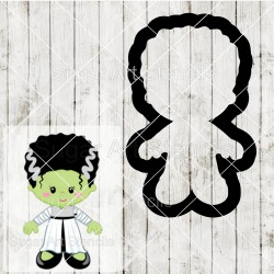 Halloween Frankenstein...