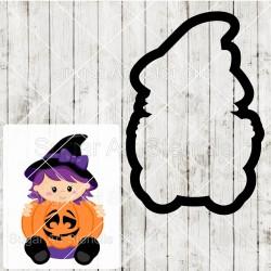 Halloween witch pumpkin...