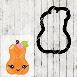 Pumpkin cookie cutter SAJ00129