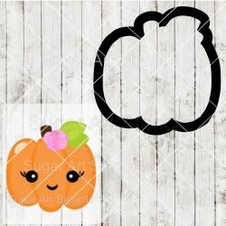 Cute Pumpkin cookie cutter...