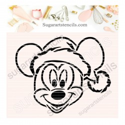 Mickey Mouse Christmas PYO...