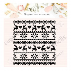 Sweater Background pattern...