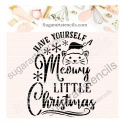 Meowy little Christmas...