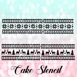 small Christmas fair isle...