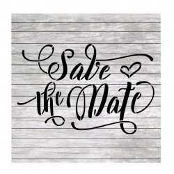Wedding Save the date...