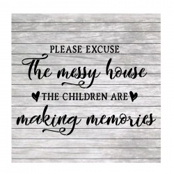 Home quote painting stencil...