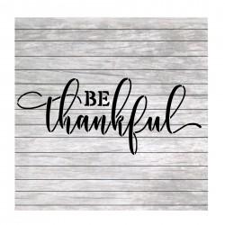 Be thankful Thanksgiving...
